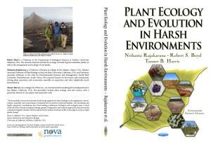 Plant Ecology 978-1-63321-955-7